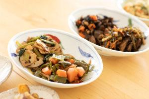 ひとつの野菜で二度美味しい!旬の地野菜食育セミナー